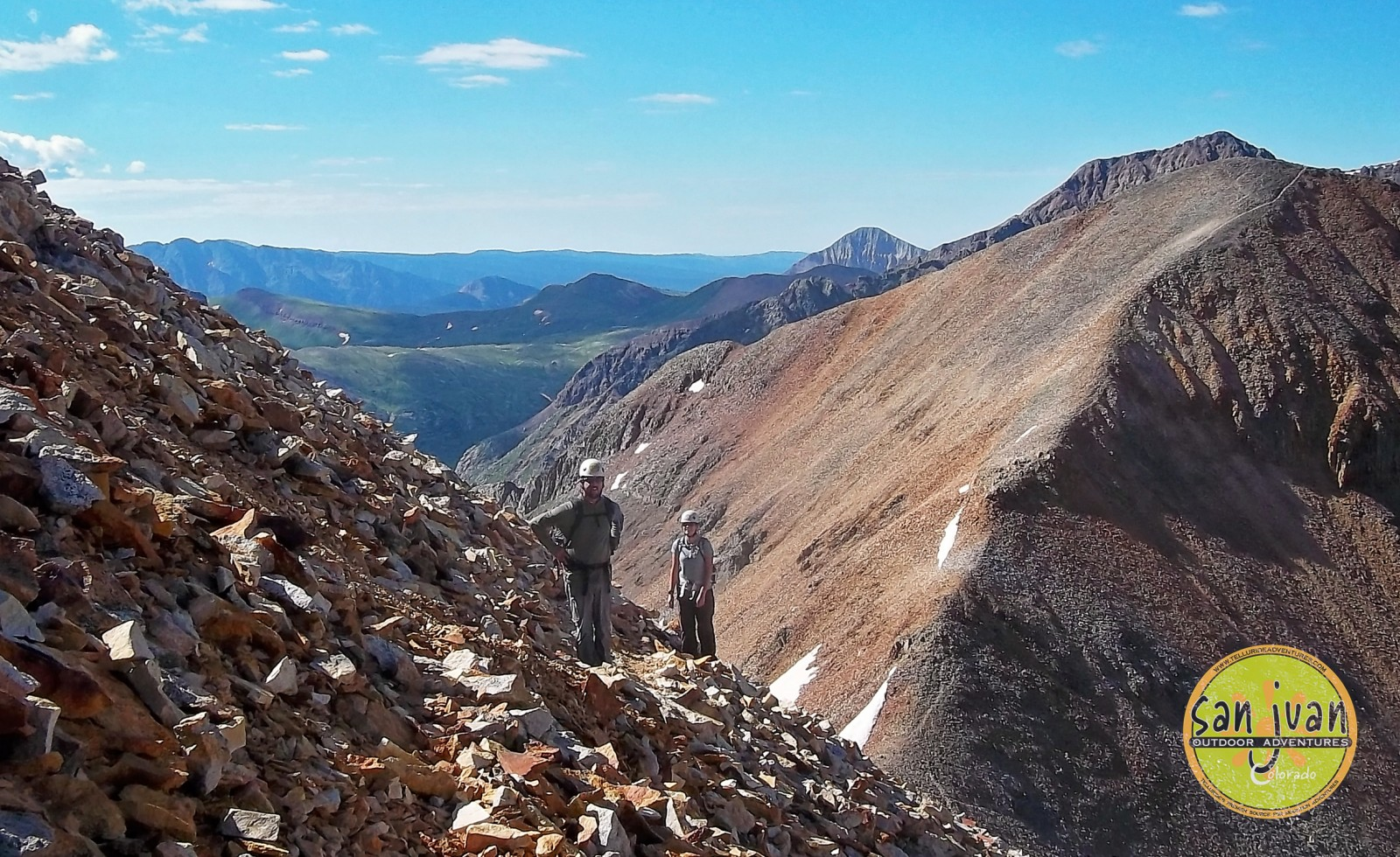 Summer Mountaineering in Telluride